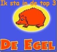"""TOP-3 De Egel op 24-09 2017 (#41) """"Bomen voor Kerst"""""""