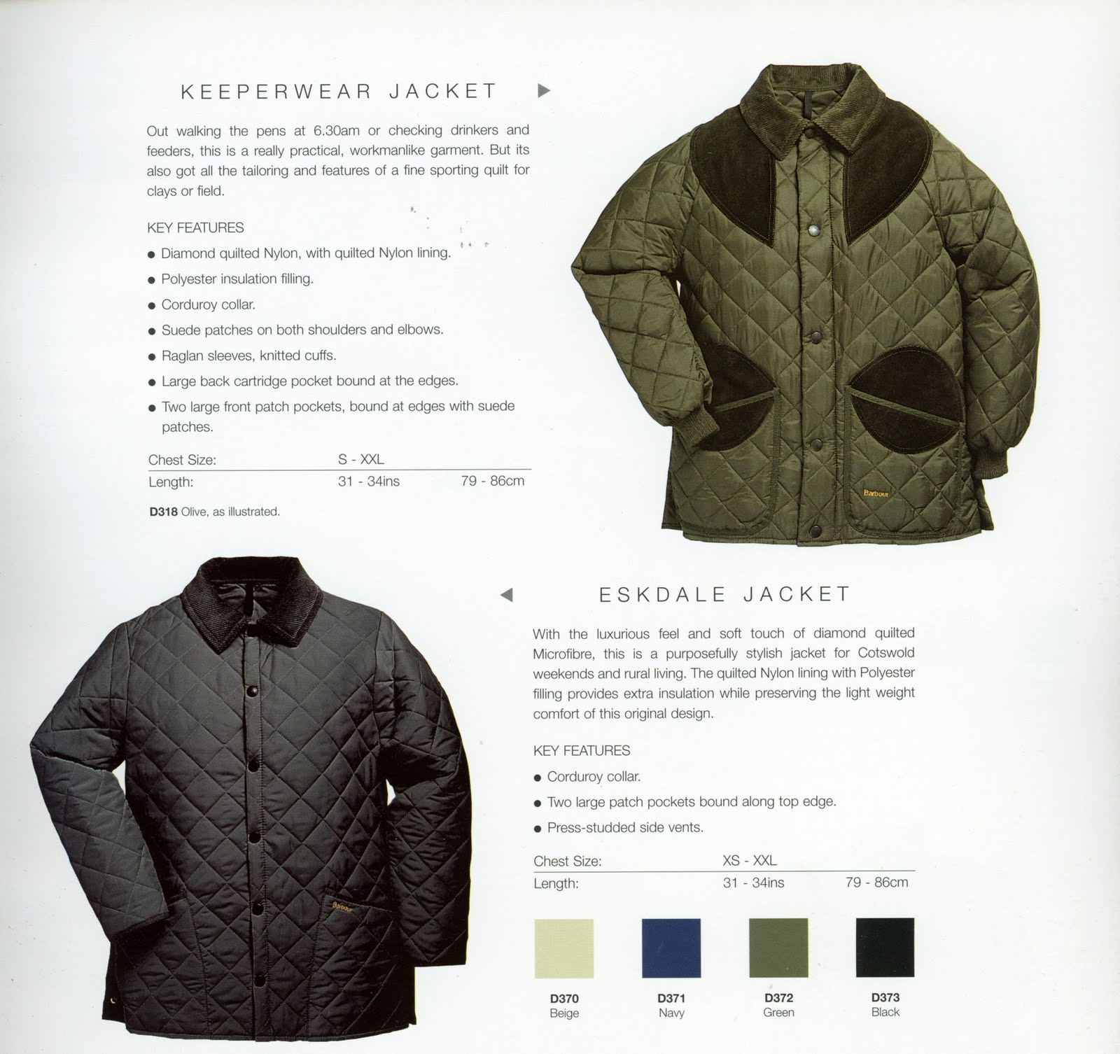Archival Keeperwear | Archival Blog : barbour keeperwear quilted jacket - Adamdwight.com