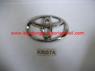 Emblem Untuk Grill Krista