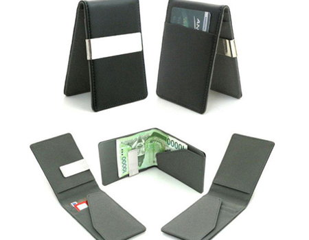 038: Money Clip Wallet!
