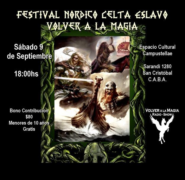 Festival Nordico Celta Eslavo