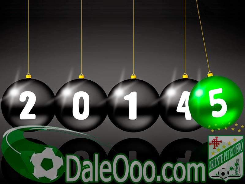 Oriente Petrolero - 2015 - DaleOoo.com web del Club Oriente Petrolero