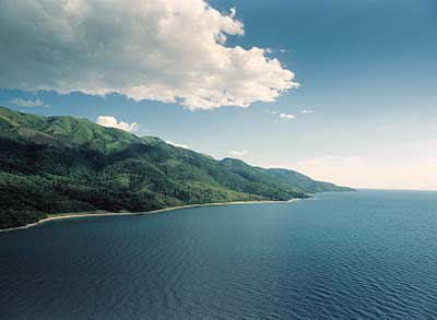 Deepest Lakes In The World Lake Tanganyika