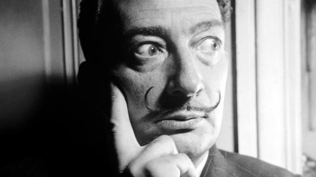El Genio Salvador Dalí