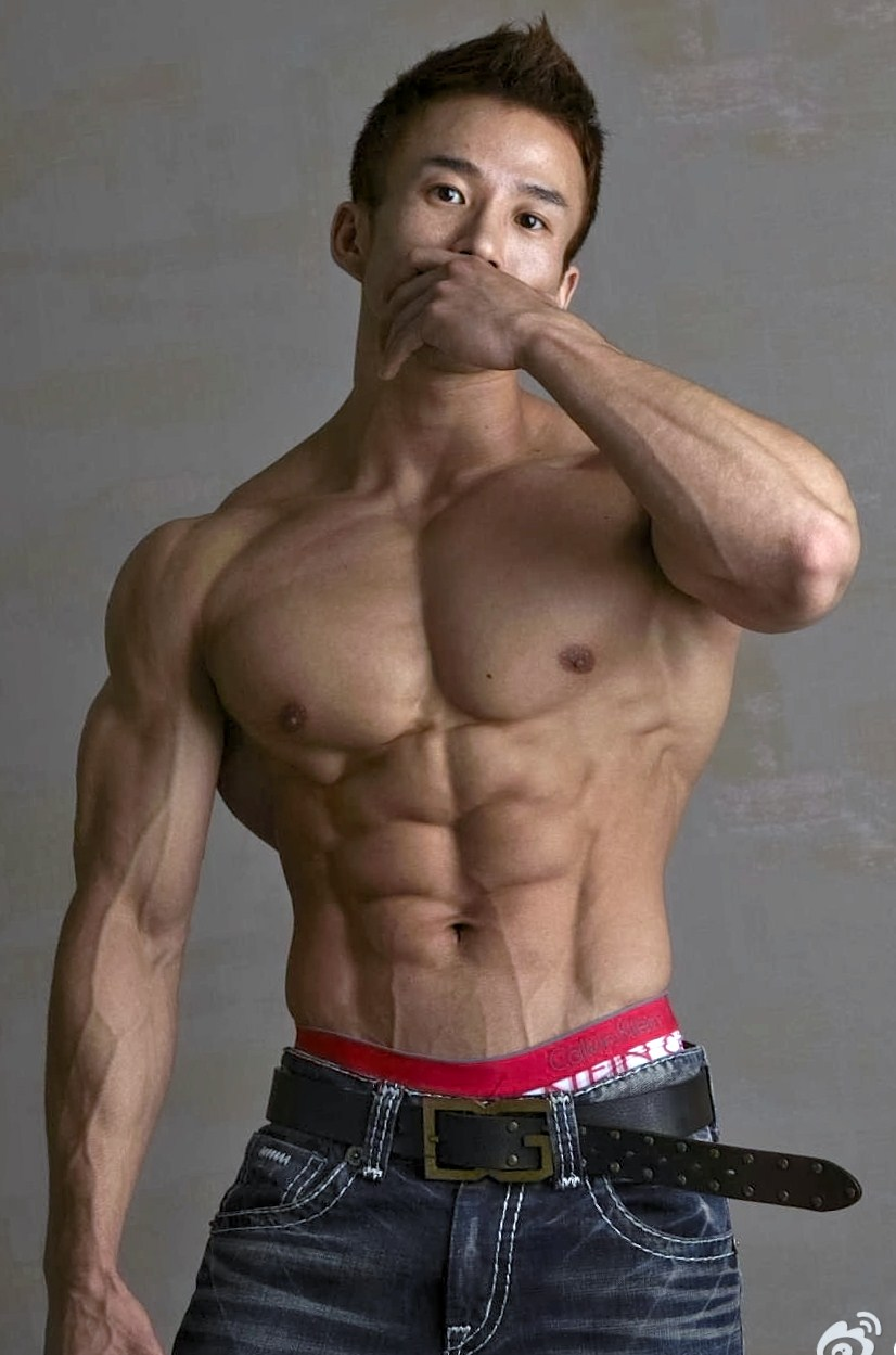 Asian muscle gay porn