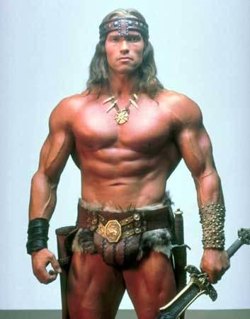 """Arnold Schwarzenegger volverá a encarnar a """"Conan el bárbaro"""" Arnold Schwarzenegger Soundboard"""