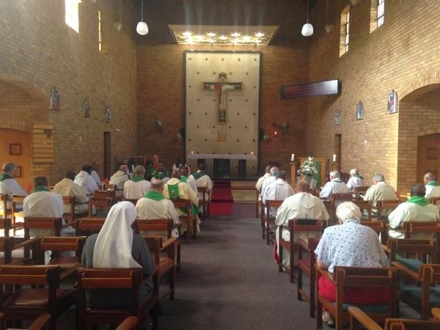 #SACBC Closing Mass by Arch. W. Slattery OFM