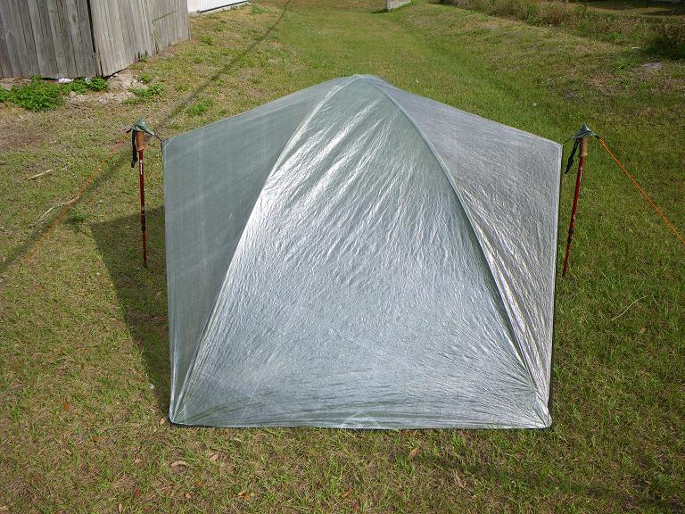 Light Amp Ultralight Backpacking Shhhhh Zpacks Hexadome Tent