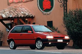 Fiat Tipo 2.0 i.e. 16V 3-Door (1989) Front Side