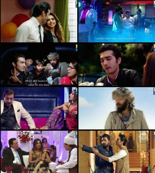 Karachi Se Lahore 2015 Urdu 720p DVDRip 700mb