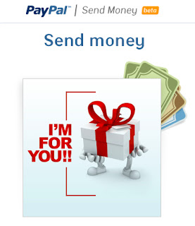 PayPal send money app for facebook