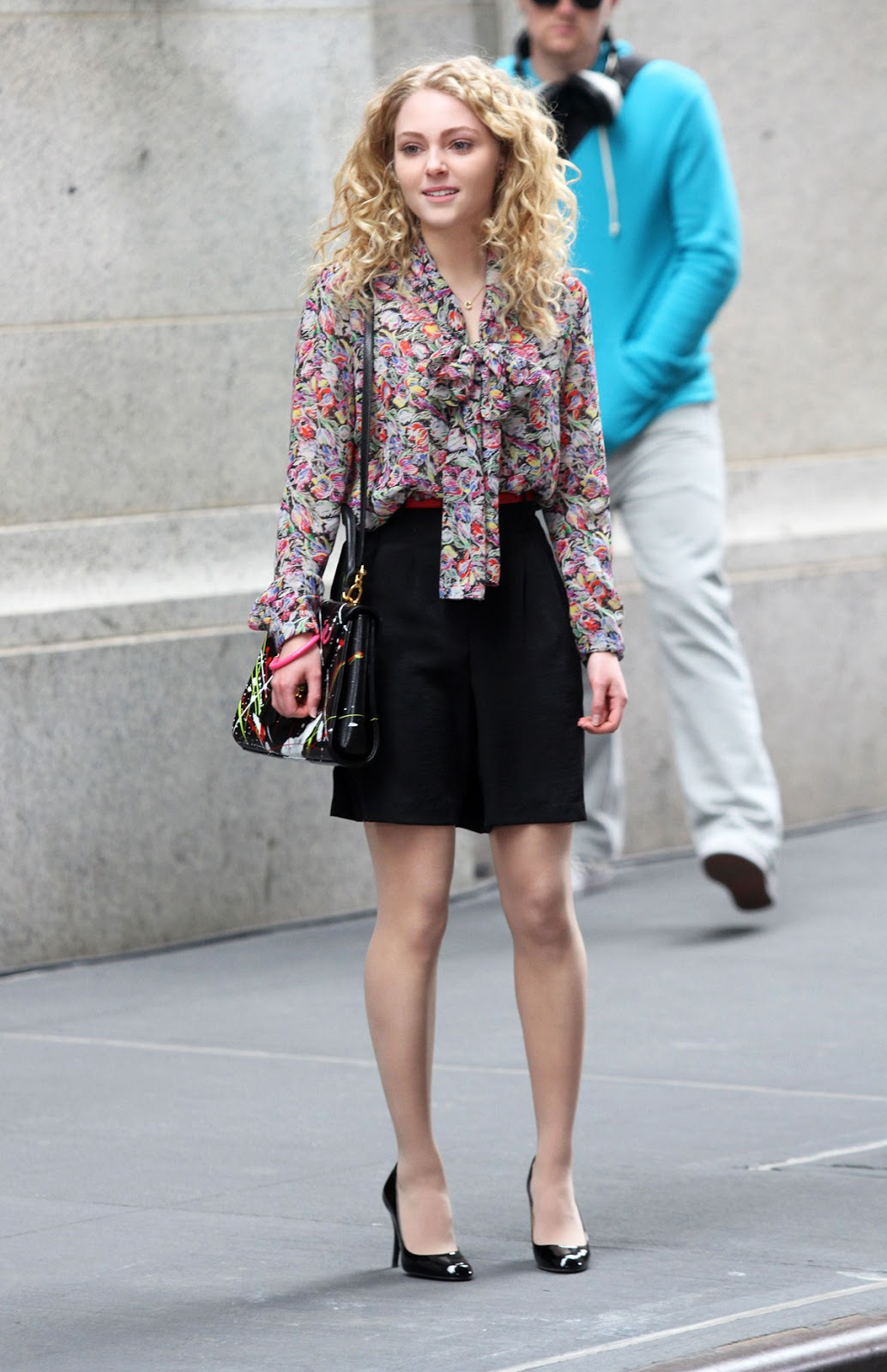 High Street High Fashion The Carrie Diaries