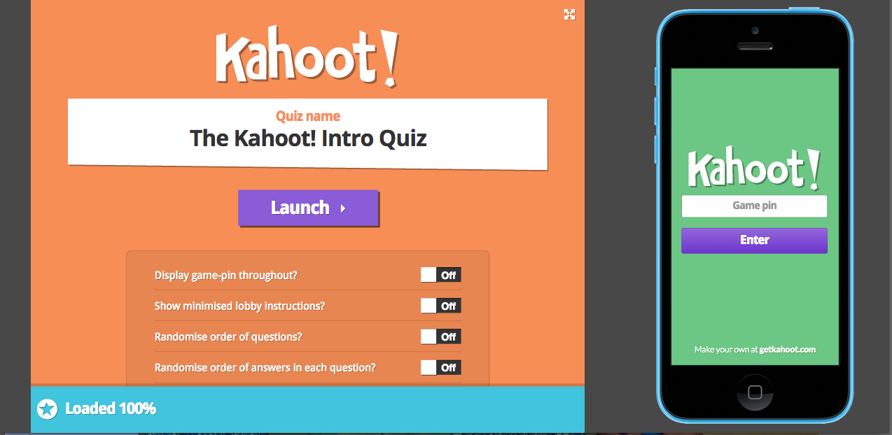 Big Technology in Small Town Iowa: Kahoot! is a Hoot!