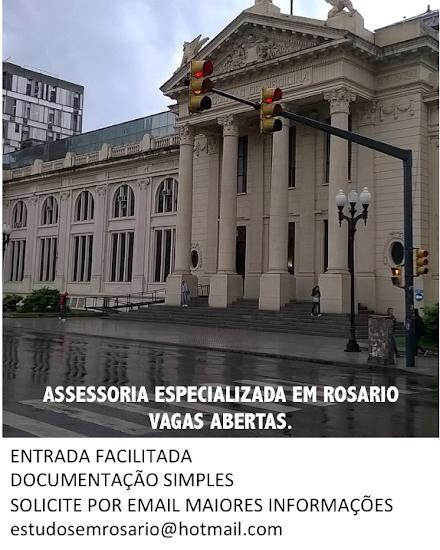 Estudos em Rosario Intercambio Estudantil