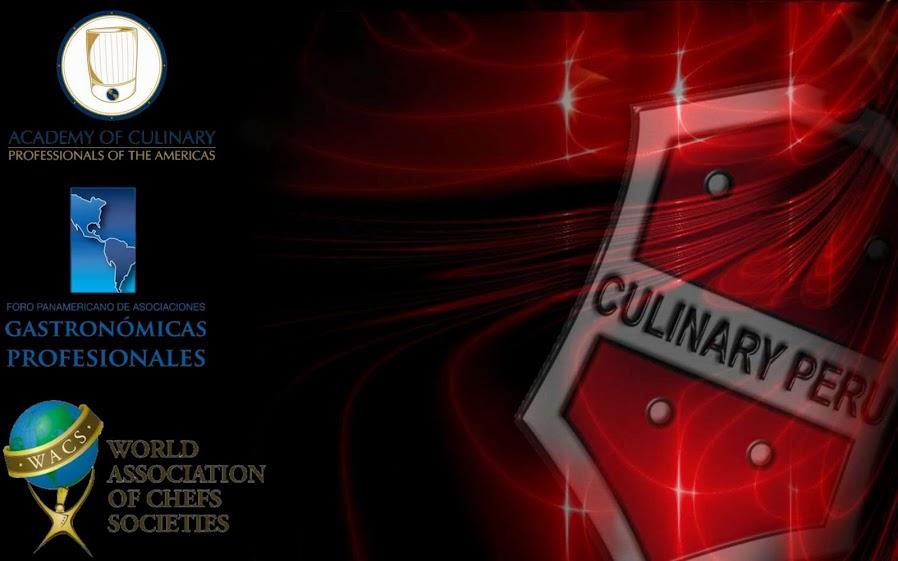 CULINARY PERU