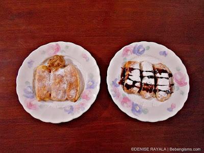 Maruya ― Filipino Style Banana Fritters