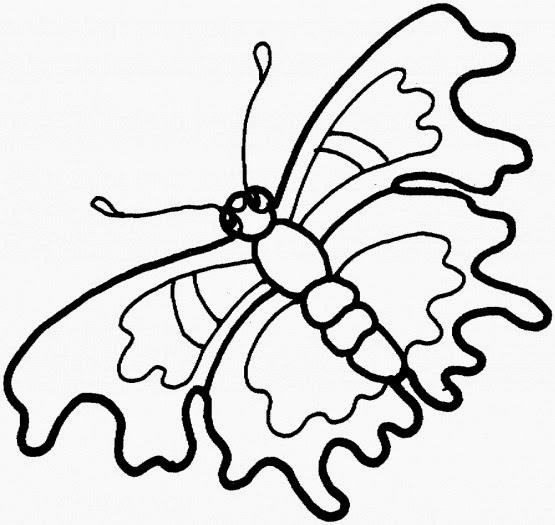 Malvorlagen Von Schmetterlingen - Schmetterlinge - Heimwerker de