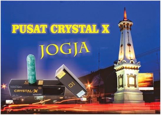 Pusat Crystal X Jogja