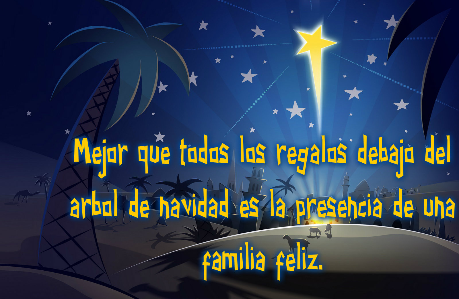 Frases de navidad imagenes de navidad - Navidad en familia frases ...
