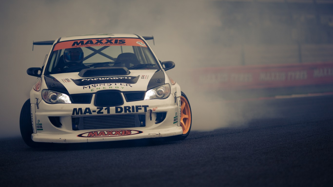 Hot Drifting Hd Wallpapers
