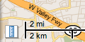 Distance between two places   find with Google Tool