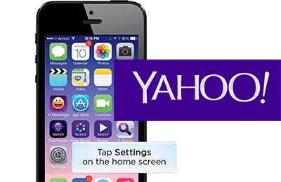 Como sincronizar tu iPhone y contactos Yahoo