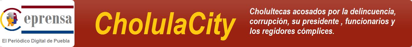 CholulaCity