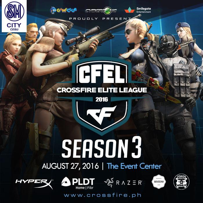 Crossfire Elite League S3