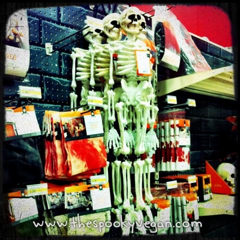 The Spooky Vegan Halloween 2012 At Target