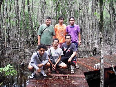 Foto di Tracking mangrove karimunjawa