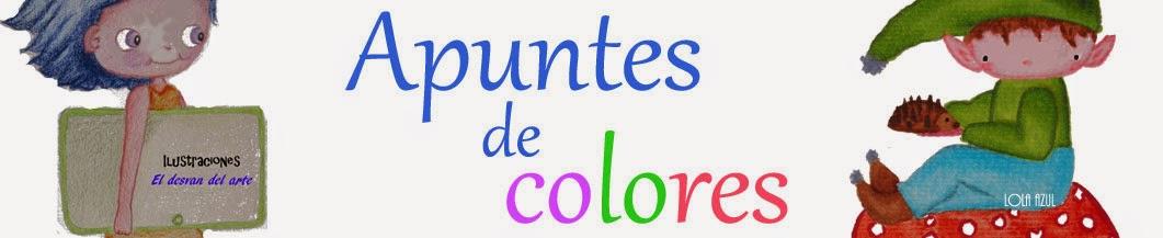 Apuntes de colores
