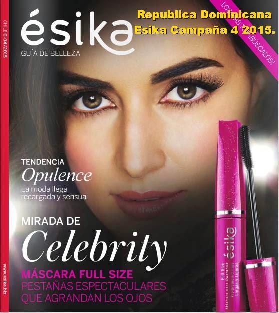 Catalogo Esika C-4 2015 Rep Dom