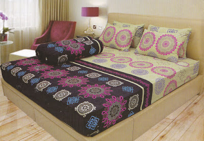 Sprei Lady Rose Fiore