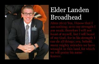 Elder Landen Broadhead