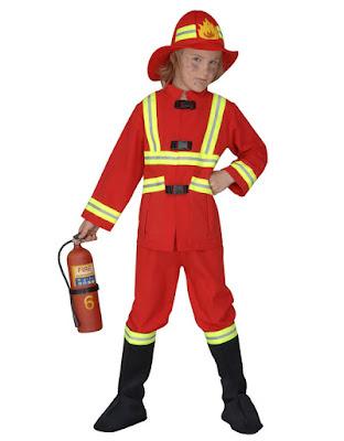 Brandmands udklædning