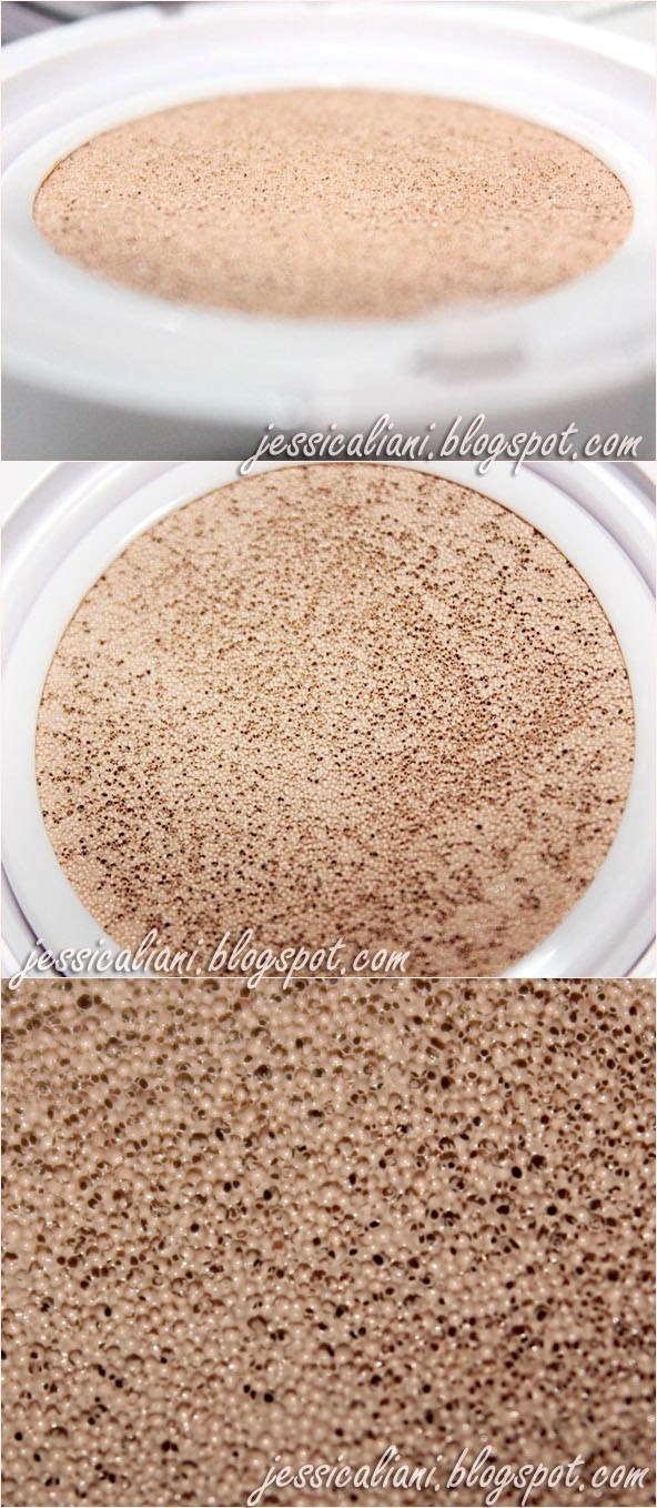 IOPE Air Cushion Sunblock EX detail
