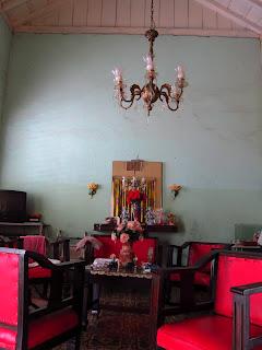 Santiago de Cuba house interior