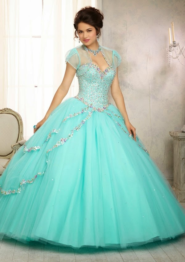 Beautiful Wedding Dresses In Color | Wedding Dress Styles