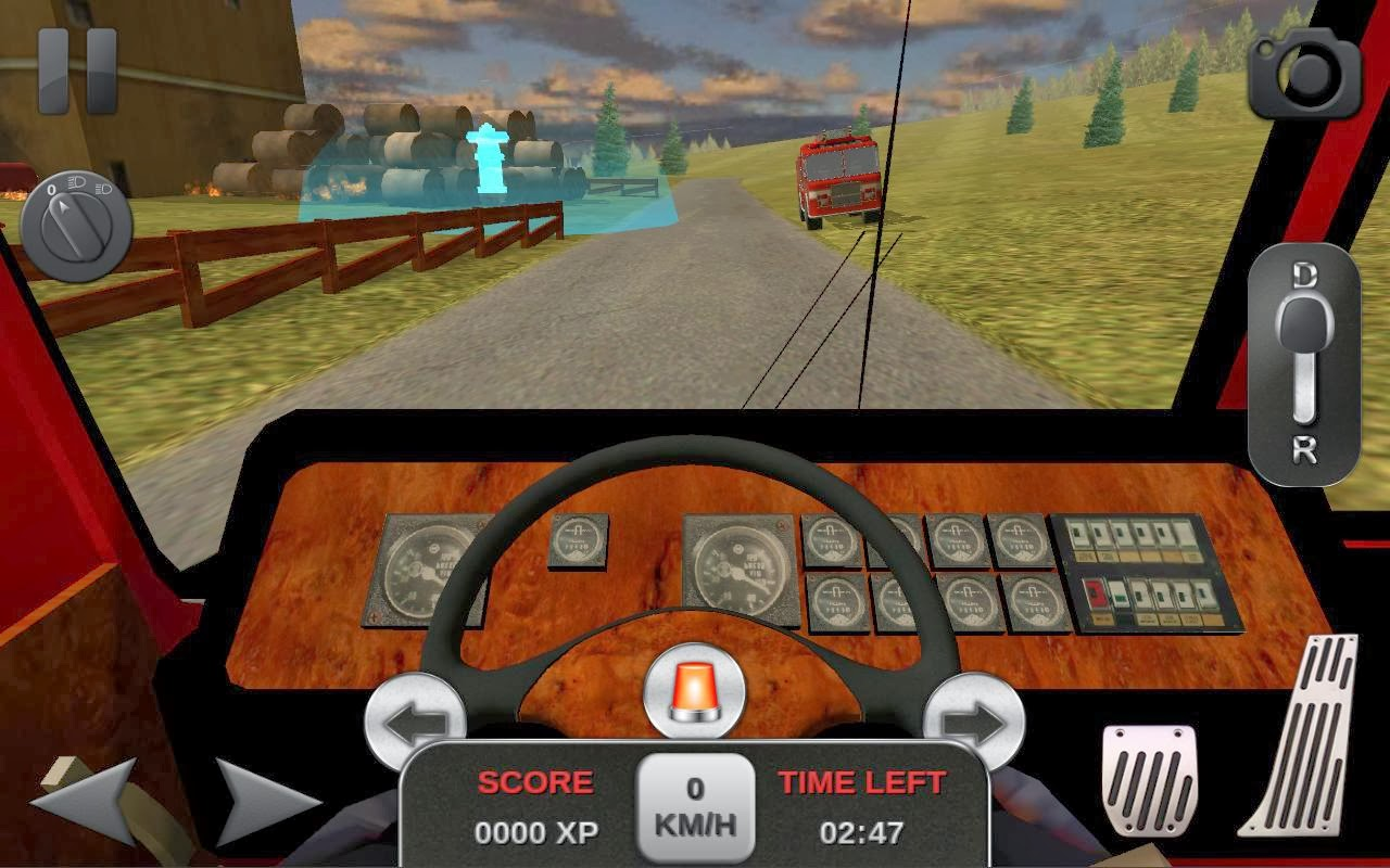 Firefighter Simulator 3D MOD APK android