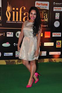 Pooja Ramachandran Stills in Short Dress at IIFA Utsavam Awards 2016 25286