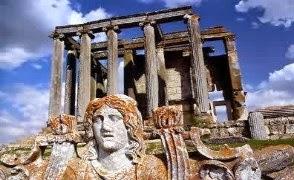 Aizonai Antik Kenti Kütahya