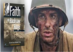 "Documentary MOVIE - May 3rd @ 3 p.m:  ""FAITH AT HACKSAW RIDGE, Conscientious Objector"""