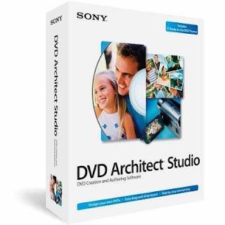 تحميل برنامج Sony DVD Architect Studio 5 مجانا لانشاء فيديوهات الديفيدي  Sony+DVD+Architect+Studio