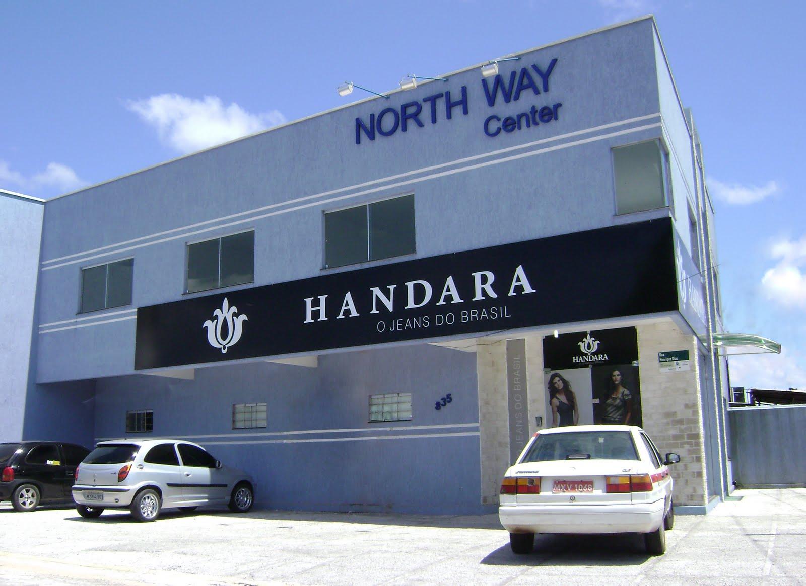 Mirella proc pio arquitetura galeria comercial north way - Galeria comercial ...