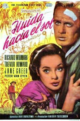 Huida hacia el Sol (1956) Descargar y ver Online Gratis