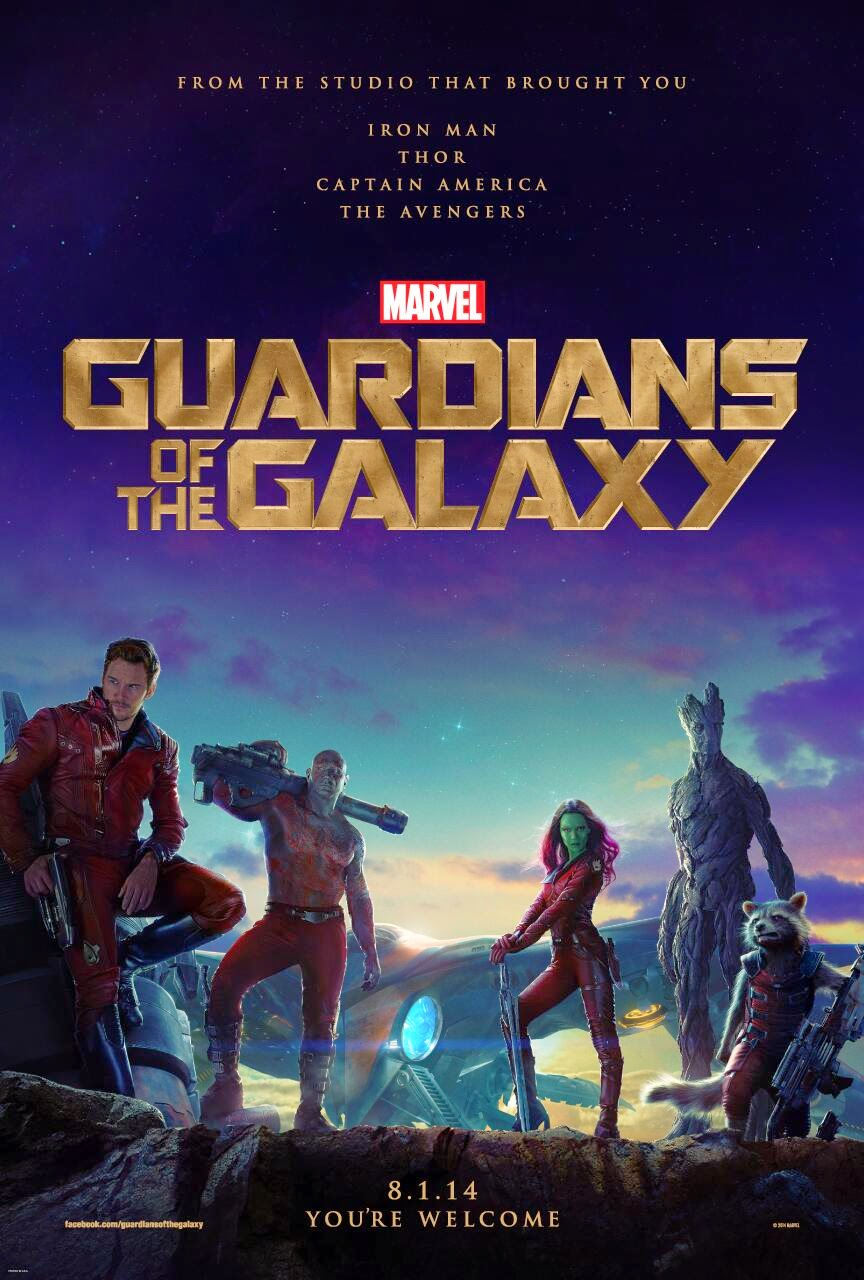 ¡Cartelicos!: Guardians of the Galaxy