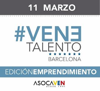 #Venetalento. Edición Emprendimiento
