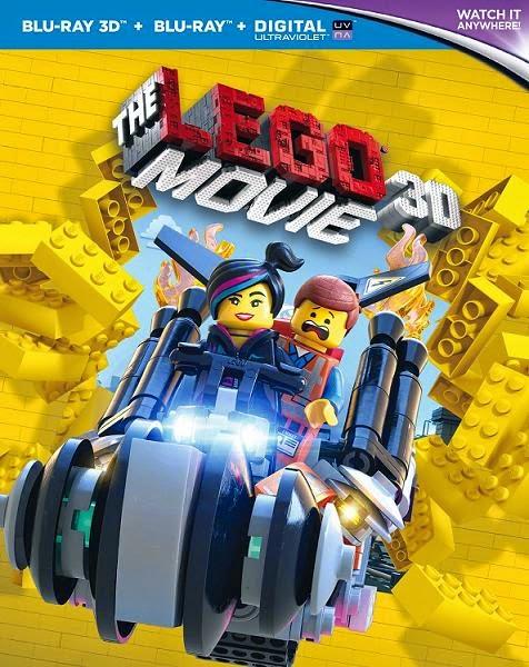 The Lego Movie 3D (Lego La Película/La Gran Aventura)(2014) 1080p BRRip 3D SBS 2GB mkv Dual Audio AC3 5.1 ch