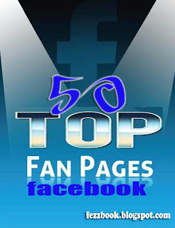 50 Top Facebook Fanspage In The World 2013