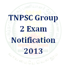 TNPSC Group 2 Notification 2013